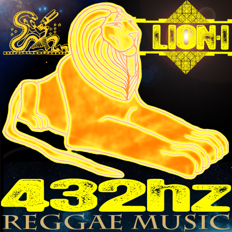 "Lion-I ""432hz Reggae Music"" (3rd album)"