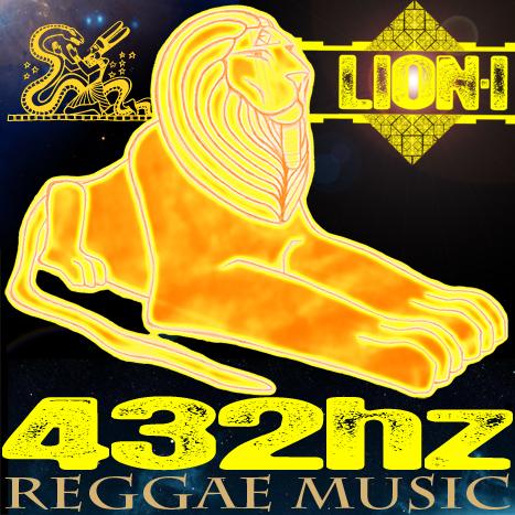 "Lion-I ""432hz Reggae Music"" (3rd album)"