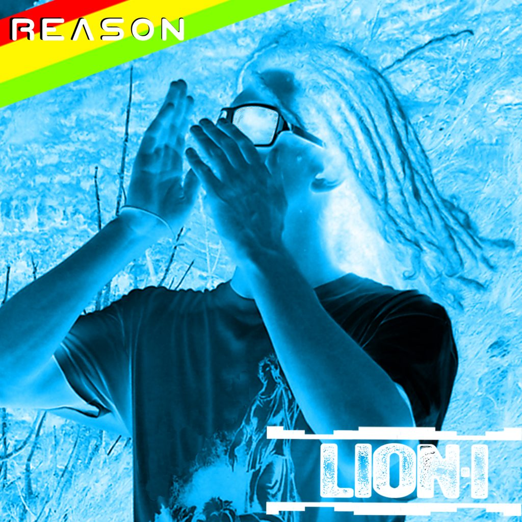 Lion I - Reason (432 Hz) CD cover