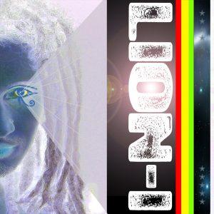 "Album art for ""Lion"" Reggae anthem by Lion-I"